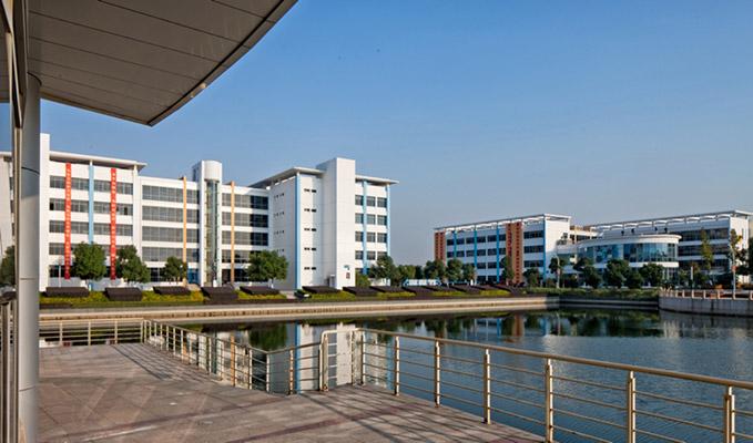 苏州卫生职业技术学院校园风光4