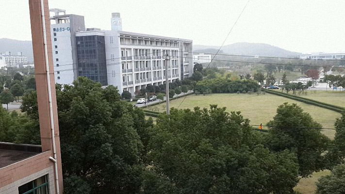 无锡商业职业技术学院校园风光5