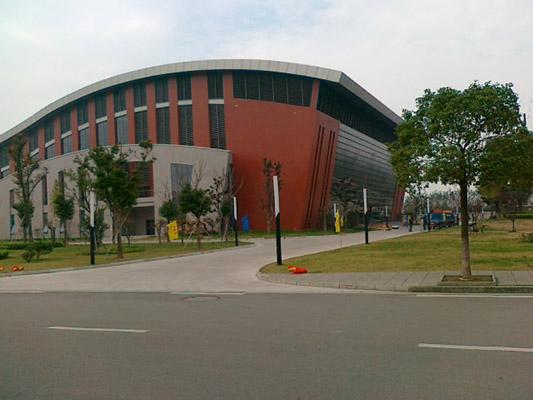 南通航运职业技术学院校园风光4
