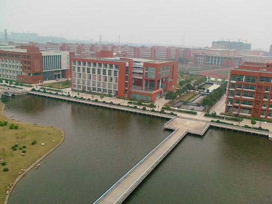 南通航运职业技术学院校园风光5