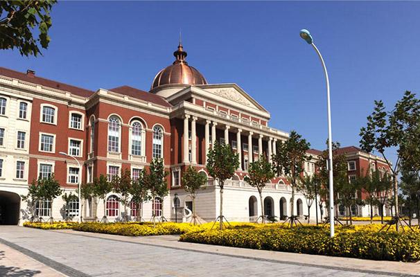 天津电子信息职业技术学院校园风光2
