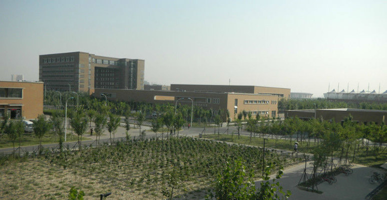 天津现代职业技术学院校园风光5