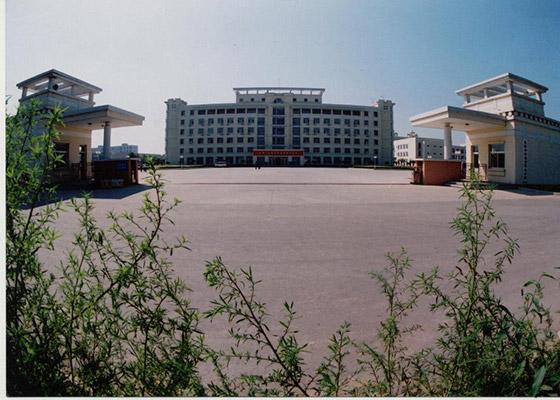 天津公安警官职业学院校园风光1