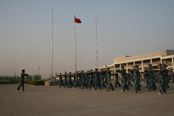 天津公安警官职业学院校园风光2