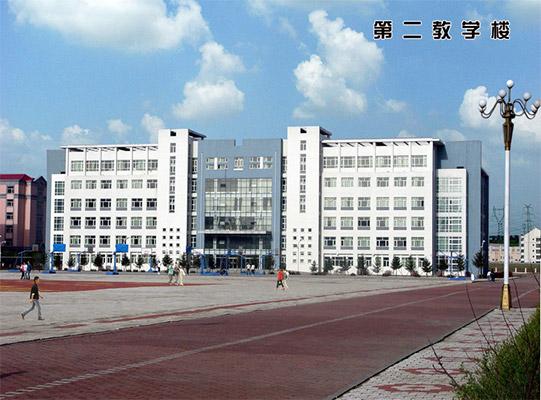 天津公安警官职业学院校园风光3