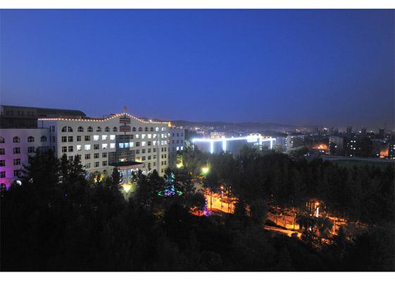 黑龙江林业职业技术学院校园风光2