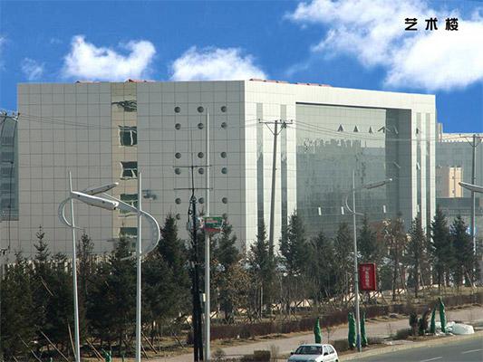 黑龙江农垦职业学院校园风光3