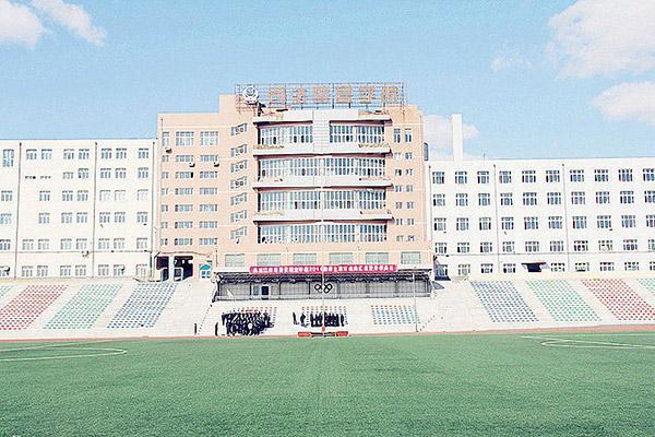 黑龙江司法警官职业学院校园风光3