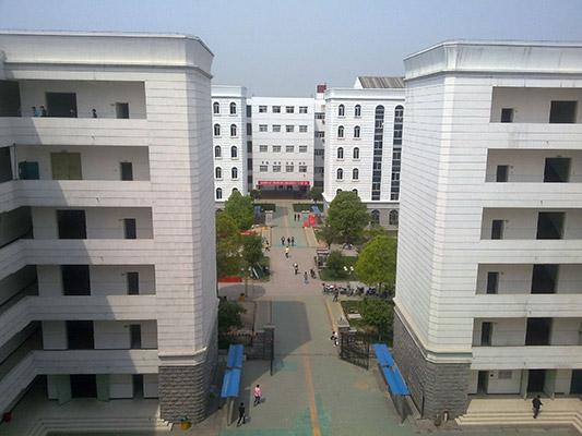 荆州职业技术学院校园风光1