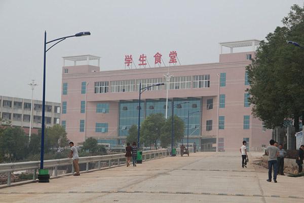 湖南环境生物职业技术学院校园风光5