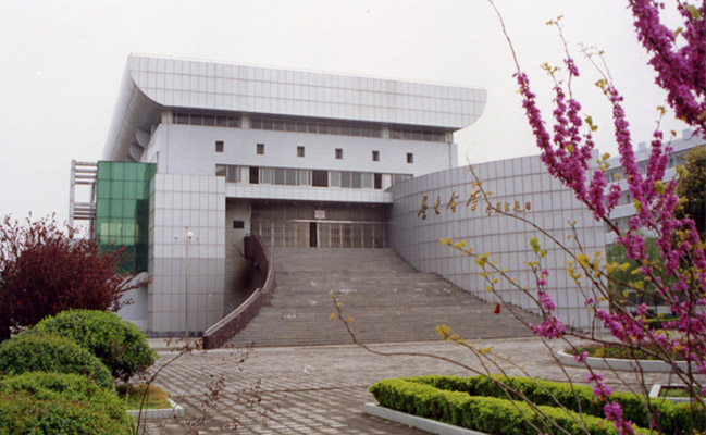 仙桃职业学院校园风光3