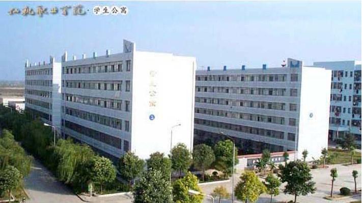 仙桃职业学院校园风光5