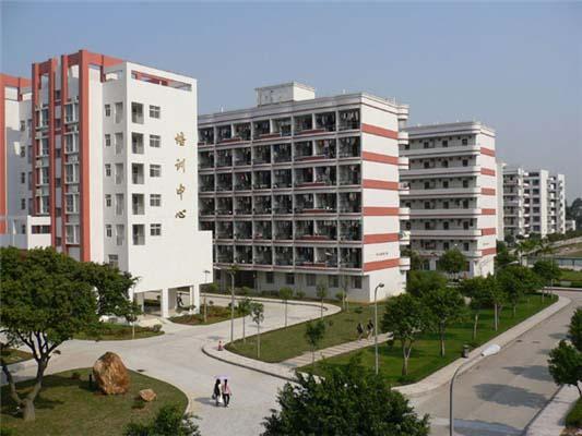 广东女子职业技术学院校园风光3