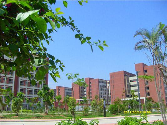 广东机电职业技术学院(中外合作办学专业)校园风光1