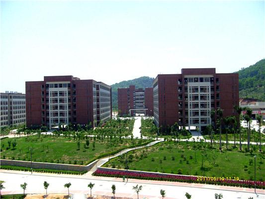 广东机电职业技术学院(中外合作办学专业)校园风光2