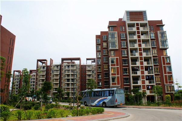 广东机电职业技术学院(中外合作办学专业)校园风光3