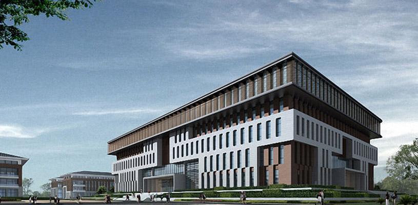 湖北交通职业技术学院校园风光1