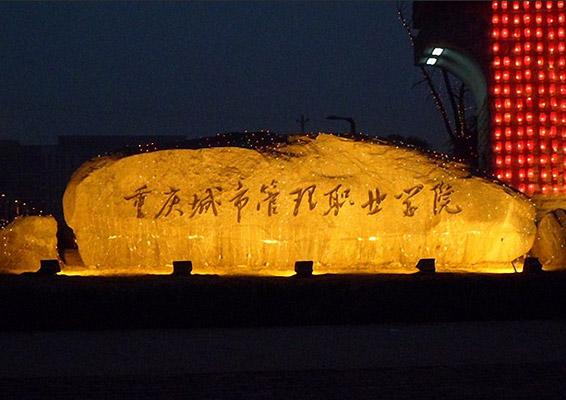 重庆城市管理职业学院校园风光1