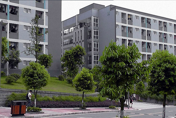 重庆城市管理职业学院校园风光3