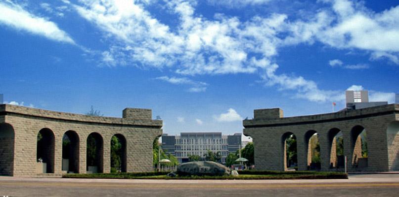 重庆城市管理职业学院校园风光5