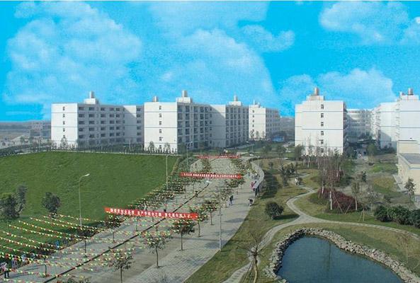 四川交通职业技术学院校园风光1