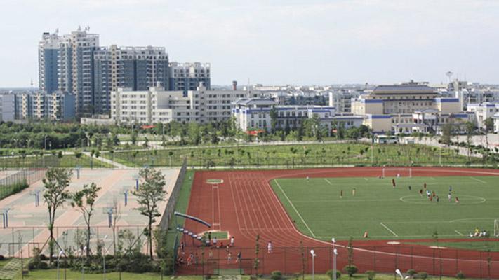 四川交通职业技术学院校园风光3