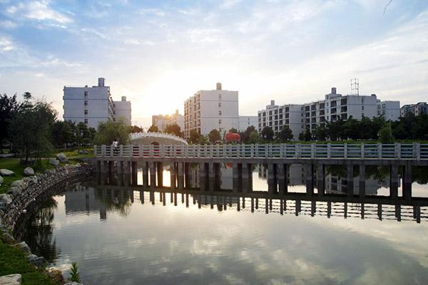 四川交通职业技术学院校园风光4