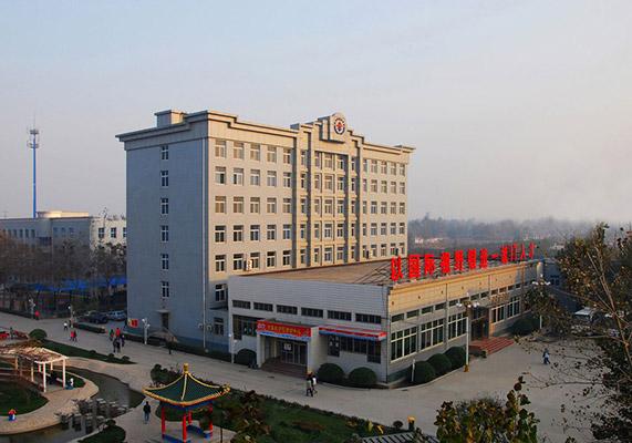 石家庄工程职业学院校园风光2
