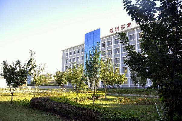 唐山职业技术学院校园风光4