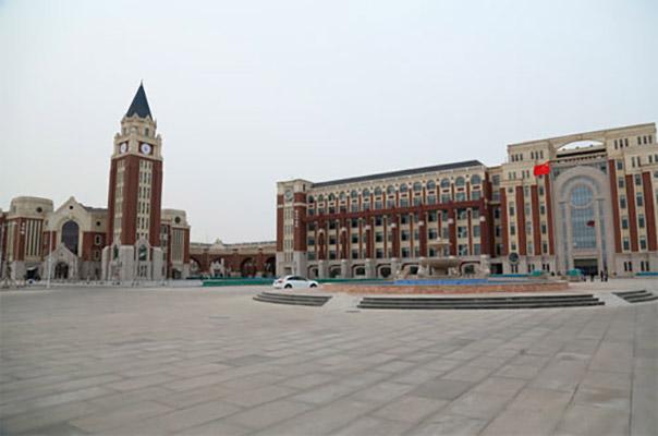 唐山工业职业技术学院校园风光1