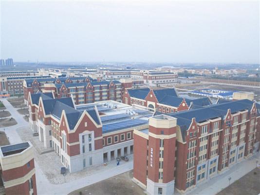 唐山工业职业技术学院校园风光3