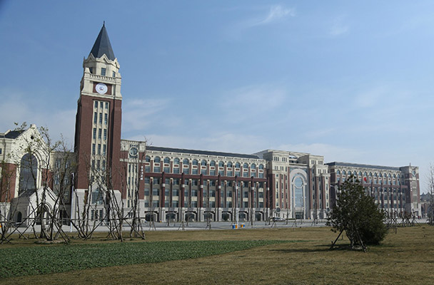 唐山工业职业技术学院校园风光5