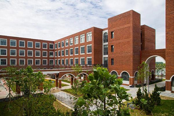 天津商务职业学院校园风光5