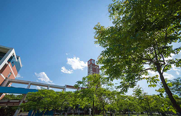 河南工业职业技术学院校园风光2