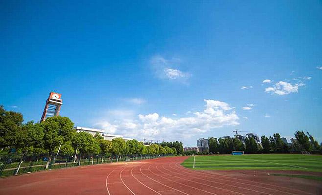 河南工业职业技术学院校园风光3