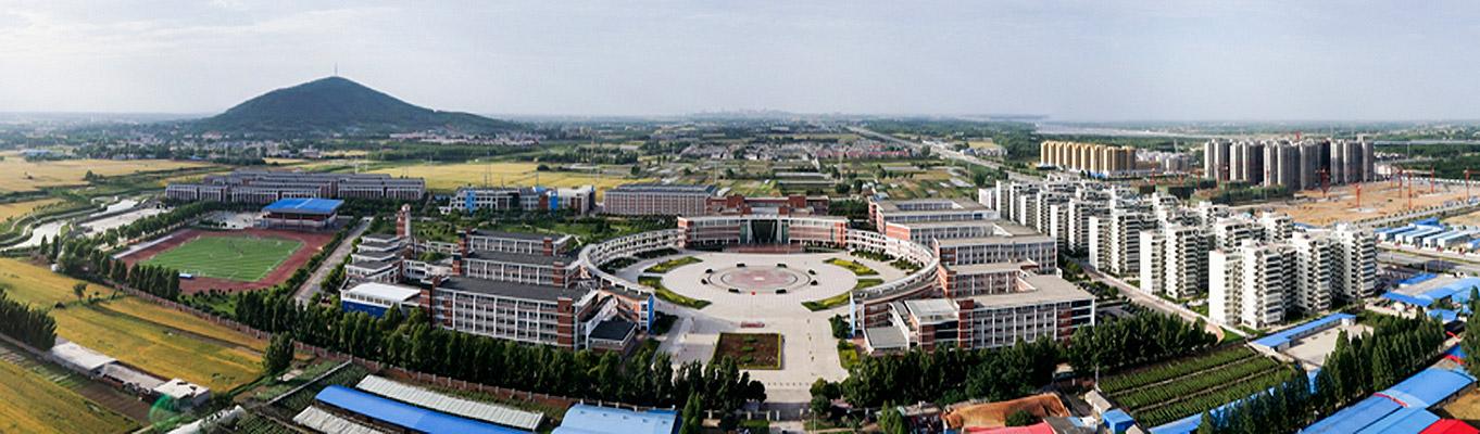 河南工业职业技术学院校园风光5