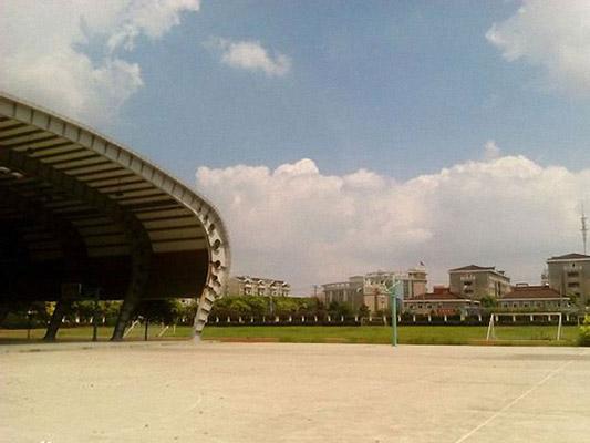 上海济光职业技术学院校园风光1