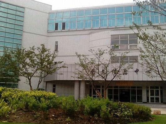 上海济光职业技术学院校园风光3