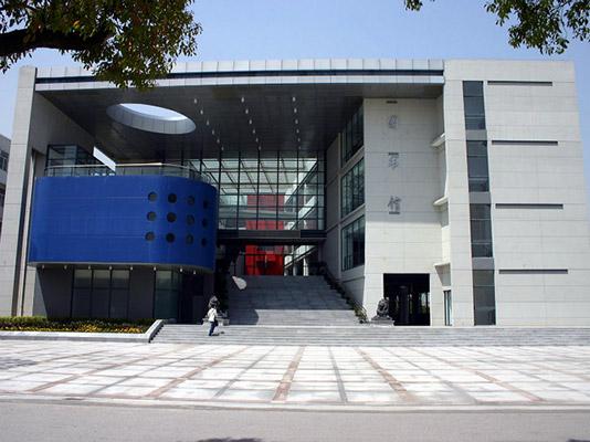 上海工商外国语职业学院校园风光5