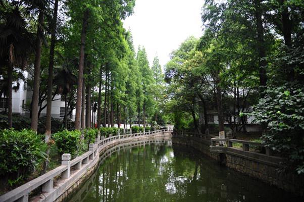 上海科学技术职业学院校园风光3
