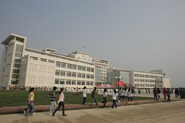 天津国土资源和房屋职业学院校园风光2