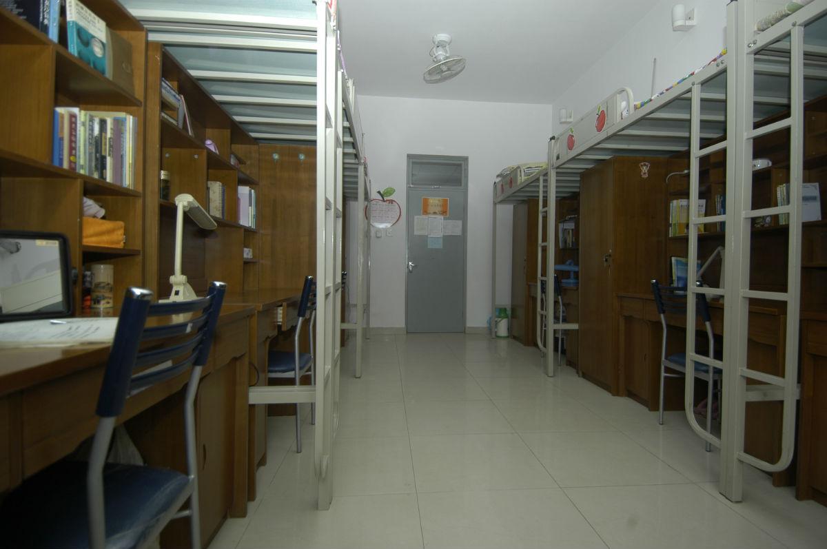 天津国土资源和房屋职业学院校园风光4