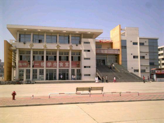 天津国土资源和房屋职业学院校园风光5