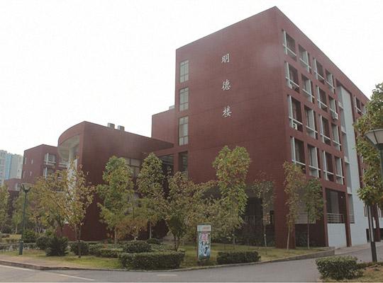 南京交通职业技术学院校园风光1