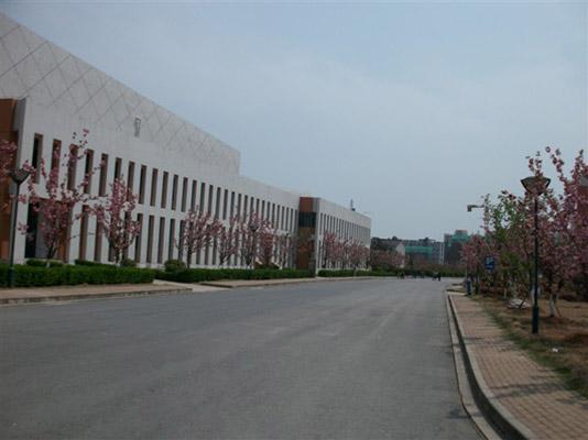 南京交通职业技术学院校园风光2