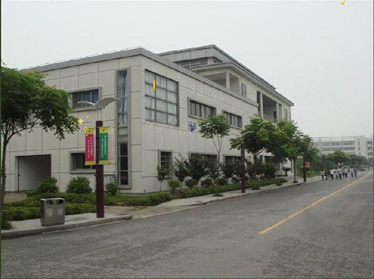 常州纺织服装职业技术学院校园风光4