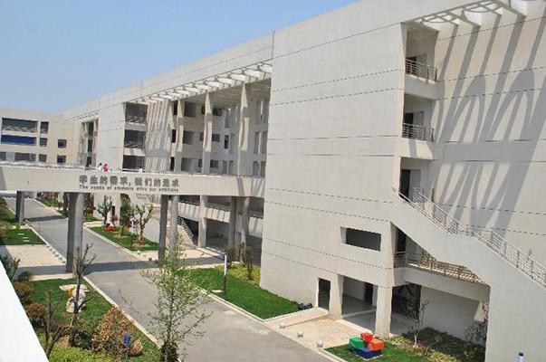 苏州工业园区职业技术学院校园风光4