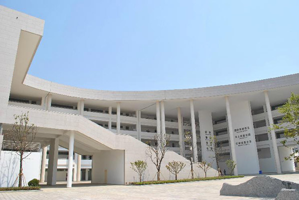 苏州工业园区职业技术学院校园风光5