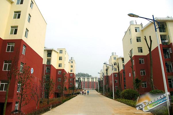 黔东南民族职业技术学院校园风光1