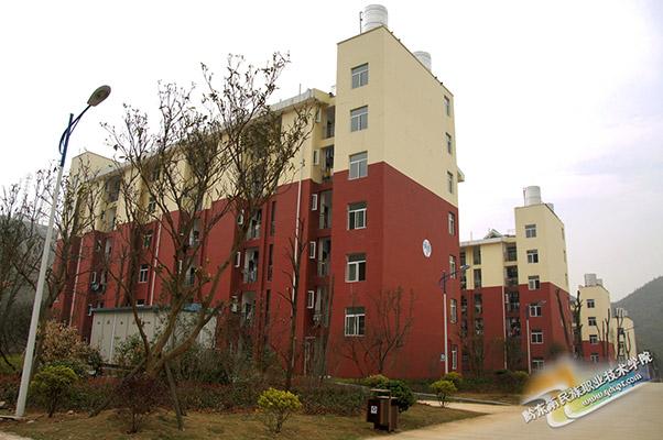 黔东南民族职业技术学院校园风光2